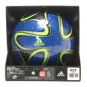 アディダス adidas サッカーボール ブラズーカ クラブプロ 5号球 AF5808BY