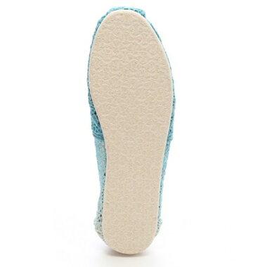 �ڥ����ȥ�åȡۥȥॺ TOMS CHAPTER WOMENS-SEASONAL CLASSICS��Baltic Dip-Dyed Crochet��