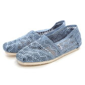 【アウトレット】トムズ TOMS CHAPTER WOMENS-SEASONAL CLASSICS(BLUE)