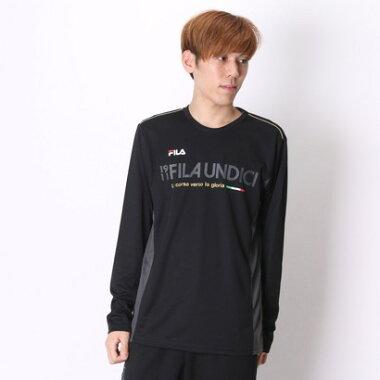 フィラ FILA 長袖Tシャツ FL-9A15005TL ブラック (ブラック)