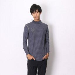 カッター バック CUTTER & BUCK ゴルフシャツ ナガソデシヤツ(ハイネツク) CBM1412 (ブラック)