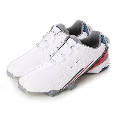 ティゴラ TIGORA メンズ ゴルフ ダイヤル式スパイクシューズ 0466131616 481 【】【交換・返品可能】/ティゴラ/TIGORA/ゴルフ/ゴルフシューズ/ロコンド/