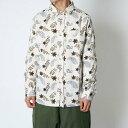 【チャイハネ】ニカルMEN?Sシャツ ホワイト