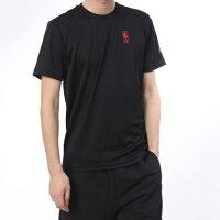 アディダス adidas ユニセックス バスケットボール 半袖Tシャツ NBAロゴ Tシャツ BQ6190の画像