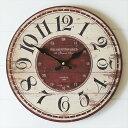 OLD LOOK 壁掛け時計 William 木製 掛け時計 ウォールクロック インテリアクロック アンティーク ビンテージ レトロ 欧米 おしゃれ