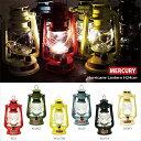 マーキュリー ハリケーンランタン MERCURY LEDランタン 電池式 キャンプ用 アウトドア アメリカン雑貨 マーキュリー 雑貨