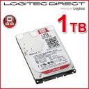 Western Digital 2.5インチ内蔵HDD WD Red 1TB バルクハードディスク【WD10JFCX】