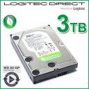 Western Digital 3.5インチ内蔵HDD WD AV-GP 3TB バルクハードディスク【WD30EURX】