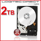 Western Digital 3.5インチ内蔵HDD WD Red 2TB バルクハードディスク【WD20EFRX】【141012coupon300】