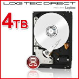 Western Digital 3.5�������¢HDD WD Red 4TB �Х륯�ϡ��ɥǥ�������WD40EFRX�ۡ�0819summer_coupon��