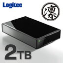 [LHD-EN2000U2HLW] [2TB] the USB 2.0 external model hard disk premium series [凛]