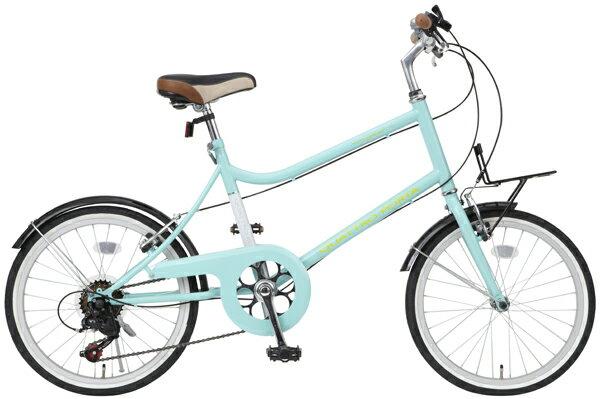 自転車の シマノ 自転車 新製品 : 20インチミニベロ(小径自転車 ...