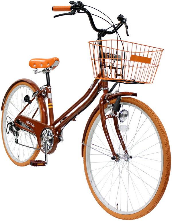 ... タイヤ)自転車 KLP266-17-BR/OR