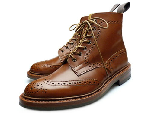 TRICKERS COUNTRY BOOTS M...の商品画像