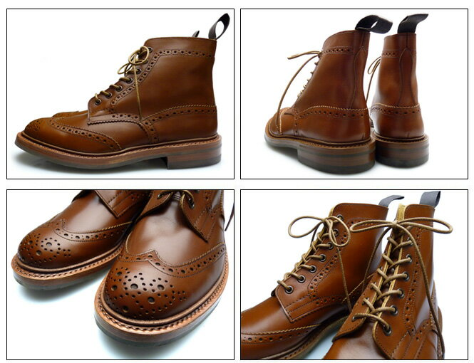 TRICKERS COUNTRY BOOTS ...の紹介画像2