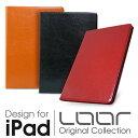 【厳選本革使用】 LOOF iPad 10.2 第8世代 2...