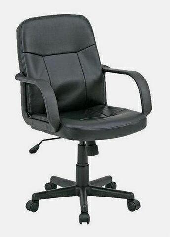 チェア 合成皮革張り 回転 いす イス 椅子 HF-22 ルキット オフィス家具 インテリア