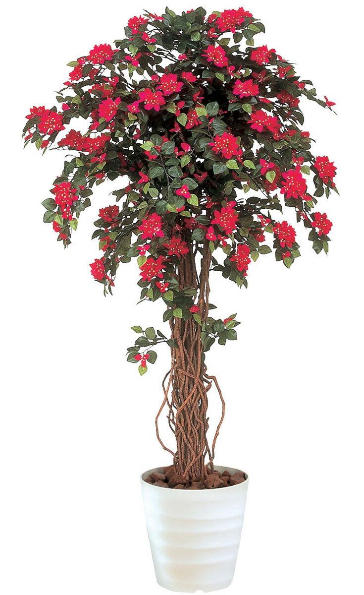 ★送料無料★ ブーゲンピリア 観葉植物 180cm 光触媒 緑 C3405-550