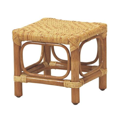 ラタンスツール 椅子 家庭 リビング 手作り R-230ST LOOKIT オフィス家具 インテリア
