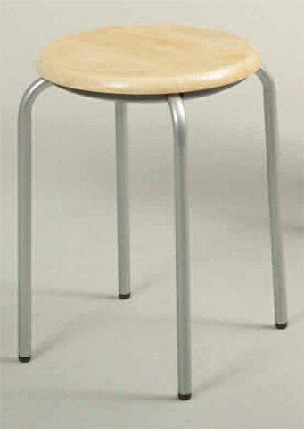 【最大10,000OFFクーポン配布中 6/21 1:59まで】 スタッキングチェア 丸イス スツール いす 椅子 HM-320