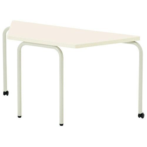 学校用 テーブル 1252 台形型 図書 H700 ECS-1252DH ルキット オフィス家具 インテリア レビューを記入で次回1000円割引クーポンGET!さらに5万円毎にQUOカード500円進呈!