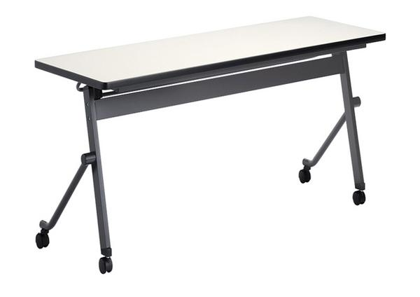 フォールディングテーブル LQY-1545 小型 デスク ルキット オフィス家具 インテリア レビューを記入で次回1000円割引クーポンGET!さらに5万円毎にQUOカード500円進呈!