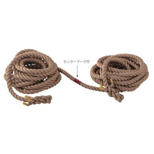 綱引ロープ幼児・小学低学年向約50人前後30mm×30m綱引き用ロープ綱幼稚園小学生小学校体育スポー