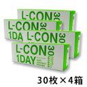 ◆   エルコンワンデー 4箱   1日 ワンデー 1day  使い捨て コンタクトレンズ  シンシア   ∀∀ HL NEW 18