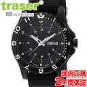 traser トレーサー 腕時計 MIL-G ブラック サフ...
