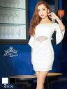 ドレス キャバドレス ナイトドレス 大きいサイズ [S M ...