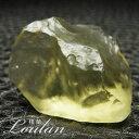 リビアングラス 原石 エジプト・リビア砂漠産 約35.5×23×8.5mm 約5.3g 限...