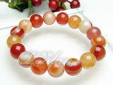 赤天眼石(レッドアイアゲート)10mmAAA【和龍ブレス 2100-10-111-0】天然石 パワーストーン ブレスレット ブレス