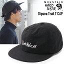 MOUNTAIN HARDWEAR / マウンテンハードウェア ディプシートレイルTキャップ/ Dipsea Trail T Cap(帽子,男性,女性)