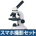 学習用 顕微鏡 子供用 学習用 2WAY マイクロスコープ ...