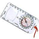 方位磁石 目盛読みレンズ付き マップコンパス 126SR オイルコンパス コンパス キャンプ レジャー 登山 方位磁針 アウトドア 防災 方位磁石