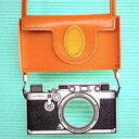 カメラ型ルーペ Lupeca ルペカ 一眼レフ型 2.5倍 日本製 ストラップ ペンダント ネックレス おしゃれ 虫眼鏡 拡大鏡 チャーム 老眼