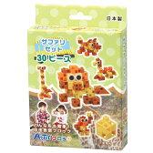 【ゆうメール便送料無料】 アーテックブロック サファリセット 日本製 30ピース アーテック ブロック アーテック キッズ 子供 ジュニア 日本製 おもちゃ ブロック パズル ゲーム 玩具 レゴ・レゴブロックのように自由に遊べます。