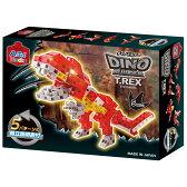 Artecブロック ダイノビルダーズT-REX[ティーレックス] アーテック 日本製 カラーブロック 恐竜 ゲーム 玩具 レゴ・レゴブロックのように自由に遊べます