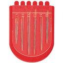 ニードルコンパクト「ソーイングタイプ」 13212 クロバー 針 縫い針 手芸 裁縫 ソーイング用品 洋裁 ハンドクラフト 縫い物 縫う クローバー