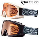 ゴーグル ジュニア スキー 眼鏡対応 曇り止め機能 [15-16カタログモデル] AXE [アックス] スノーボード ゴーグル 子供用 [キッズ] AX220-D スノーゴーグル メガネ対応