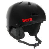 ヘルメット MACON [メーコン] HARD HAT MATTE CHARCOAL GREY [BLACK PREMIUM LINER] [2015-16モデル] SM22BMCHA 【ジャパンフィット】スキー スノボ スノボー BERN スキー スノーボード スノボ ウィンタースポーツ