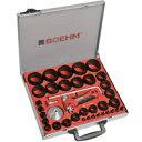 穴あけポンチ ボエム JLB260PACC BOEHM 作業用品 手作業工具 2mm 60mm パッキン ガスケット ジョイントシート