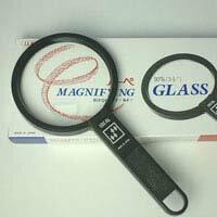 放大鏡塑料透鏡[手頭擁有放大鏡放大鏡放大透鏡放大鏡]Ideal放大鏡1140-P兩倍&4倍90mm池田透鏡放大鏡