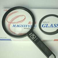 放大鏡塑料透鏡[手頭擁有放大鏡放大鏡放大透鏡放大鏡]Ideal放大鏡1150-P兩倍&4倍100mm池田透鏡放大鏡