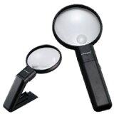 虫眼鏡 マルチライトルーペ G-7561 2倍 90mm 池田レンズ あす楽 【メール便不可】 【HLSDU】【RCP】