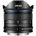 超広角レンズ LAOWA 7.5mm F2 MFT マイクロフォーサーズ用 LAO0022 カメラレンズ カメラ 一眼レフ おすすめ 交換レンズ