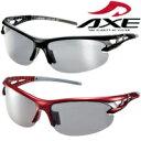 偏光サングラス ASP-495 UV400カット ASP-495 BK ASP-495 RD AXE(アックス) 軽量 ランニング サイクリング フィッシング トレッキング ドライブ