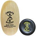 インドボード INDO FLO[インド フロー] SET NATURAL シナノ(SINANO) インドボード バランスボード サーフィン サーフボード サーフ