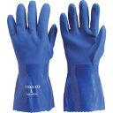 TRUSCO トラスコ中山 耐油ビニール手袋 ロングタイプ Lサイズ [TGL-233L] TGL233L 1双販売