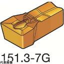 ターニングチップ サンドビック T-Max Q-カット 突切り・溝入れチップ 1145 [N151.3-400-30-7G 1145] 10個セット 送料無料